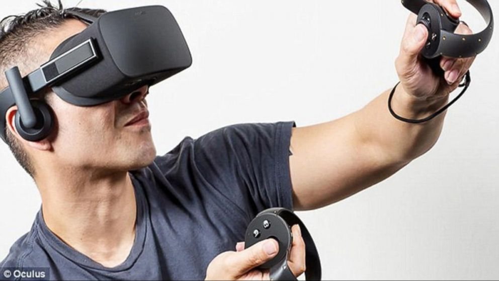 a5c2d2724901 Virtual Reality Gaming Coming to Xbox One Video - ABC News
