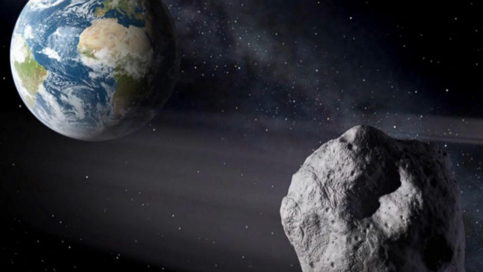 Halloween Asteroid: How Close It Will Pass by Earth Video - ABC News
