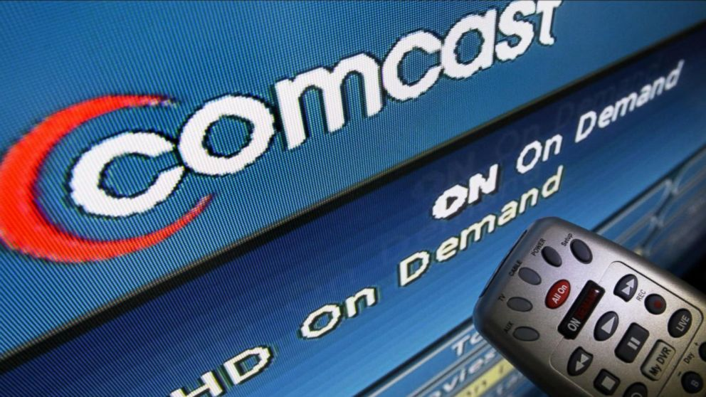 Comcast Service Outage Impacts TV and Internet Customers