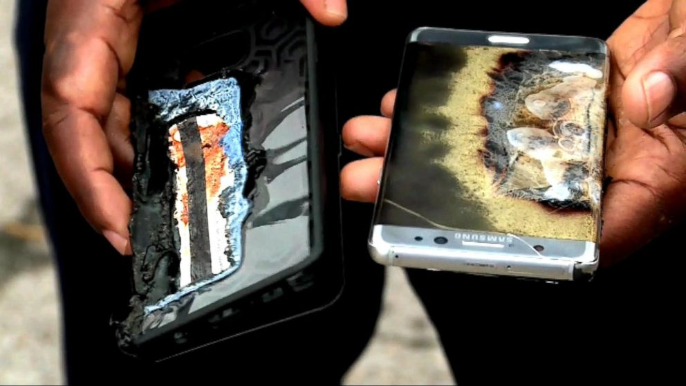 Samsung Faces Class Action Lawsuit Over Note7 Smartphones