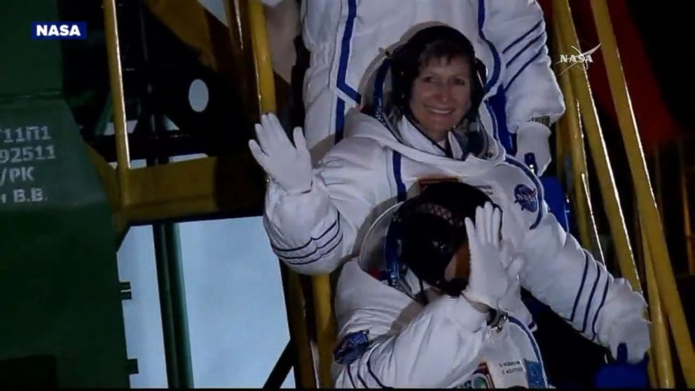 VIDEO: Whitsons multiple records reflect a distinguished career as an astronaut.