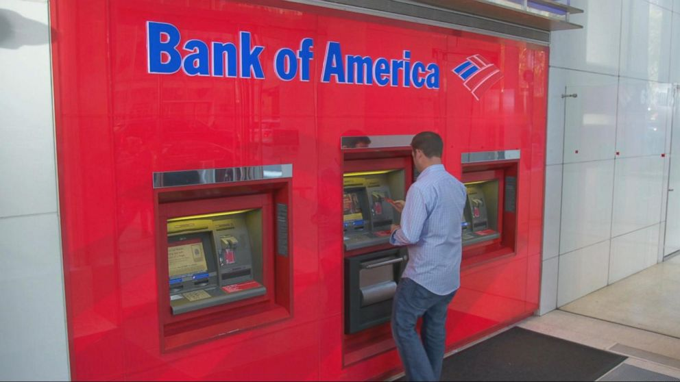 Bank Of America Tests Fully Automated Banks