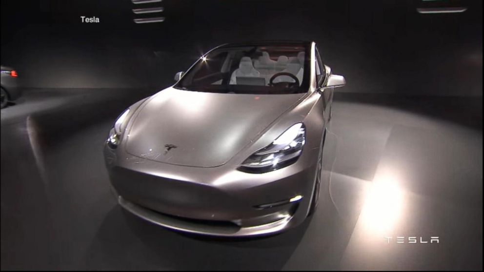 Tesla auto financing