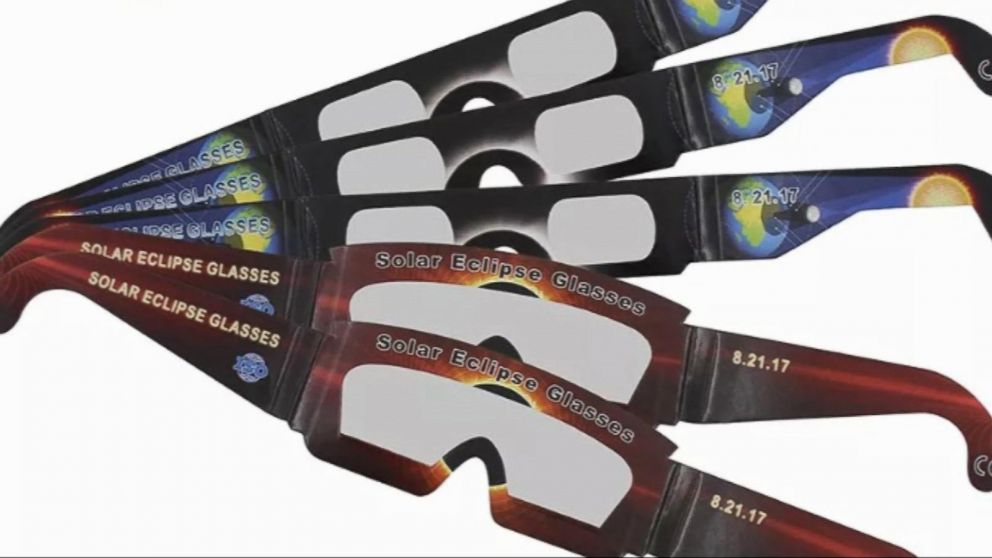Now Playing: Amazon issues refunds for potentially phony eclipse glasses