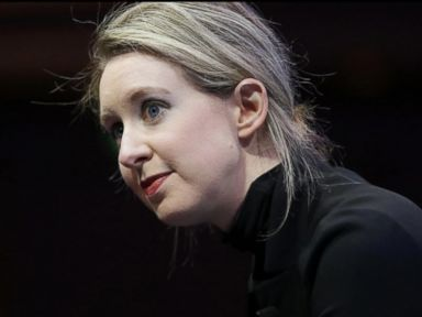 WATCH:  Theranos CEO accused of defrauding investors