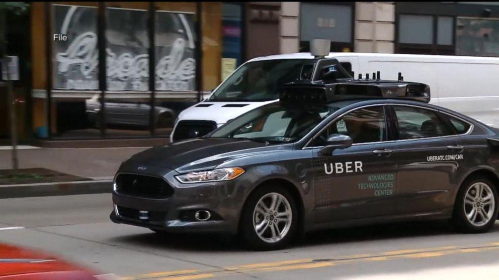 Arizona Governor Temporarily Suspends All Uber Driverless Car