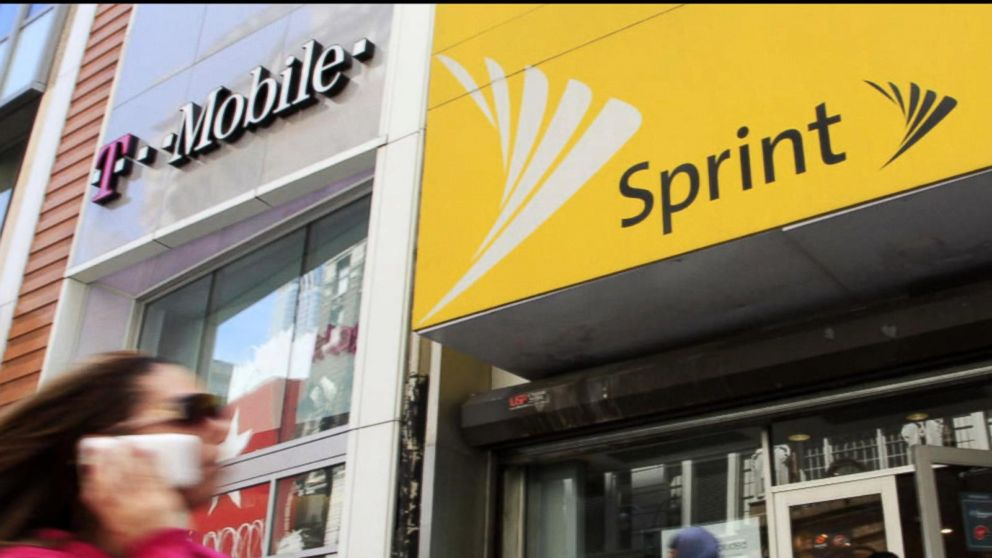 Possible Sprint, T-Mobile mega merger Video - ABC News - photo#48