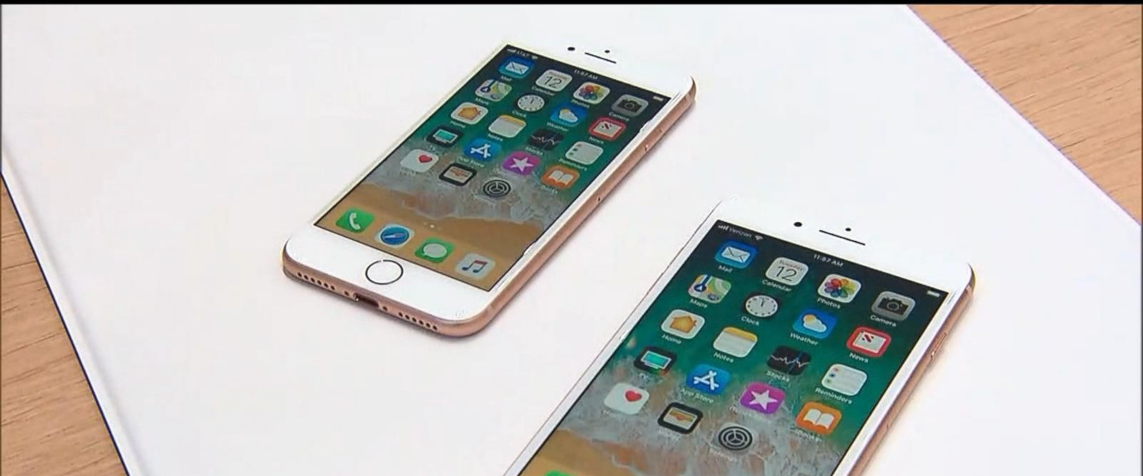 VIDEO: Apple to unveil 3 new iPhones