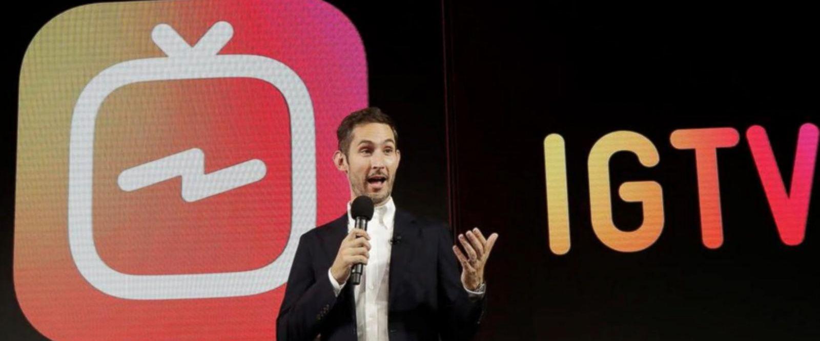VIDEO: Instagram's IGTV goes Live