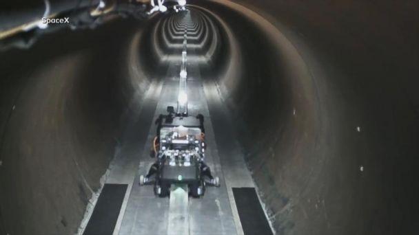 Elon Musk's hyperloop takes a big step forward