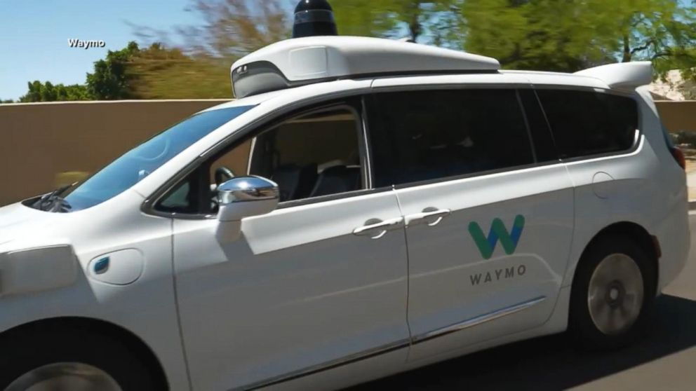 Uber and Lyft to face competition from Waymo