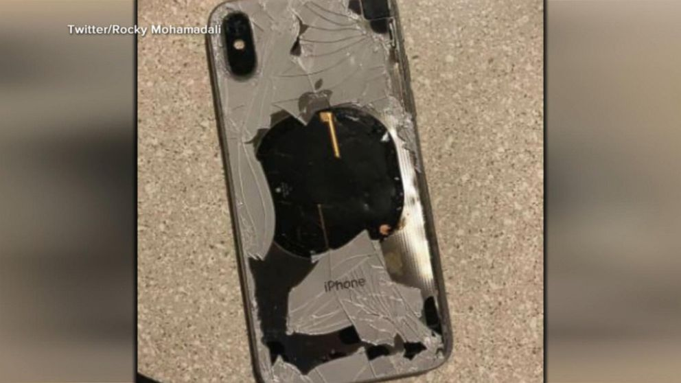 Apple investigating complaint iPhone X overheated and caught fire