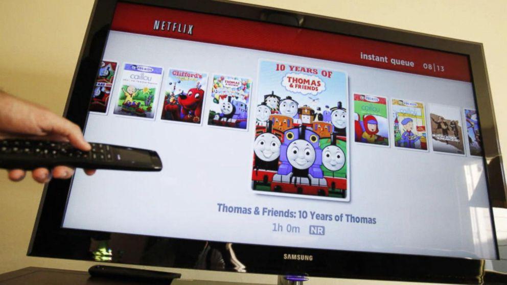 Netflix may crack down on account sharing
