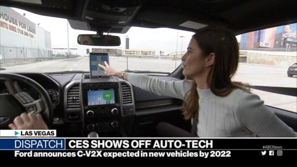 CES shows off new technology for your car