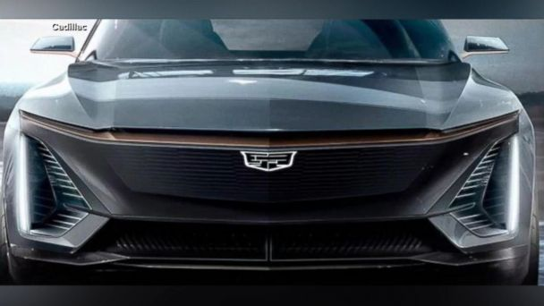 Cadillac previews new electric luxury vehicle