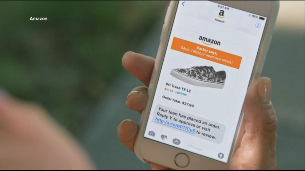 Amazon Introduces New Way For Teens To Shop