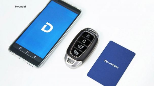 Cellphone car keys could stymie thieves