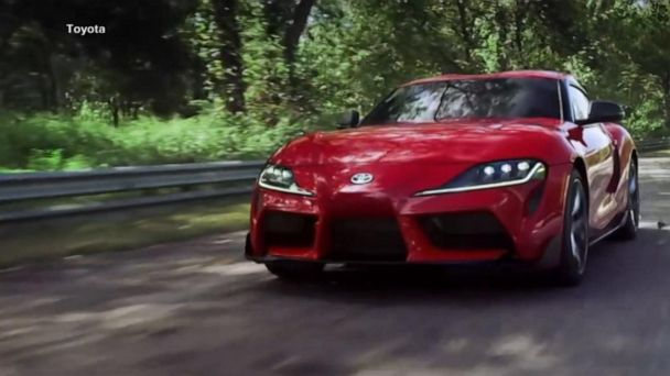 The Toyota Supra returns after a 2 decade absence