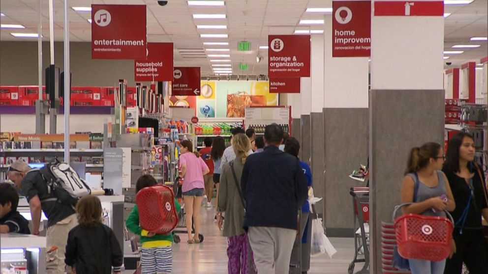 Target now offers same-day delivery for 65,000 different items