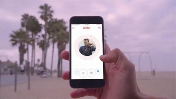 Tinder dating app takes on Google