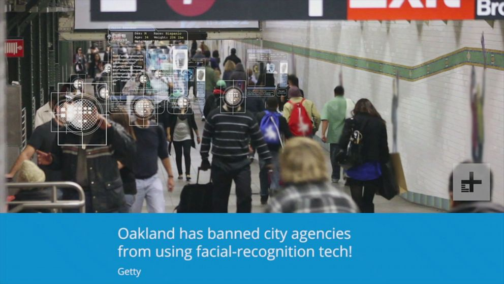 Calif. moves to block police from using facial recognition in body cams