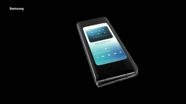 Samsung's foldable phone is now available for purchase