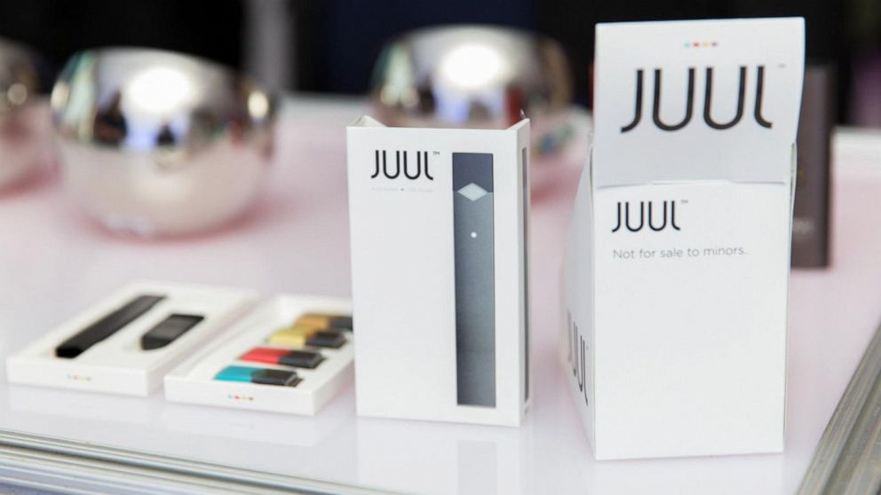 Juul is launching a Bluetooth-enabled e-cigarette