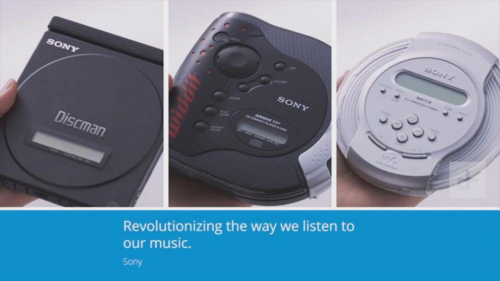 Sony announces 40th anniversary Walkman