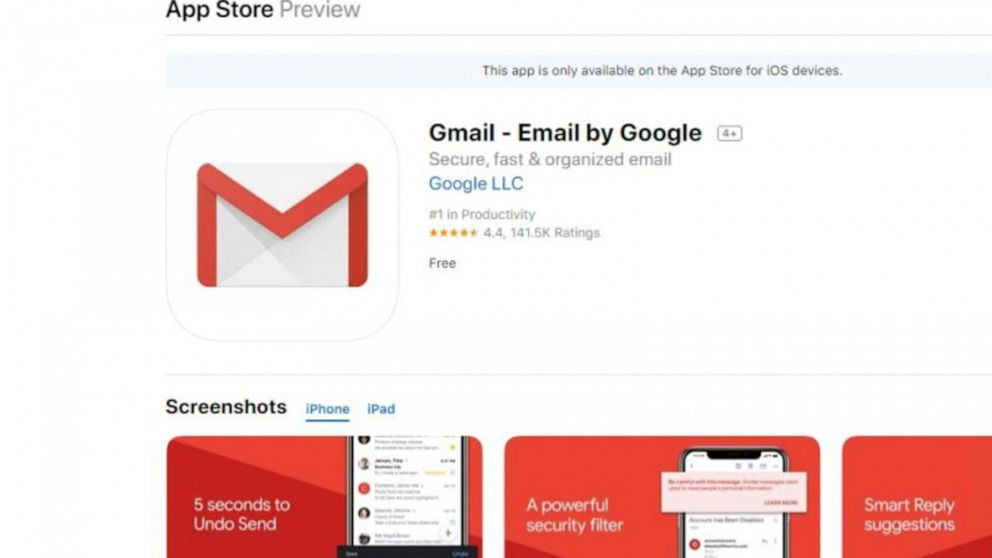 Google helps to protect email users