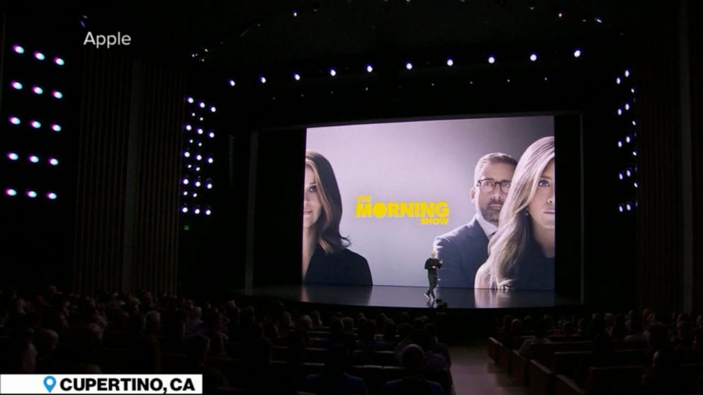 Apple announces price for streaming service