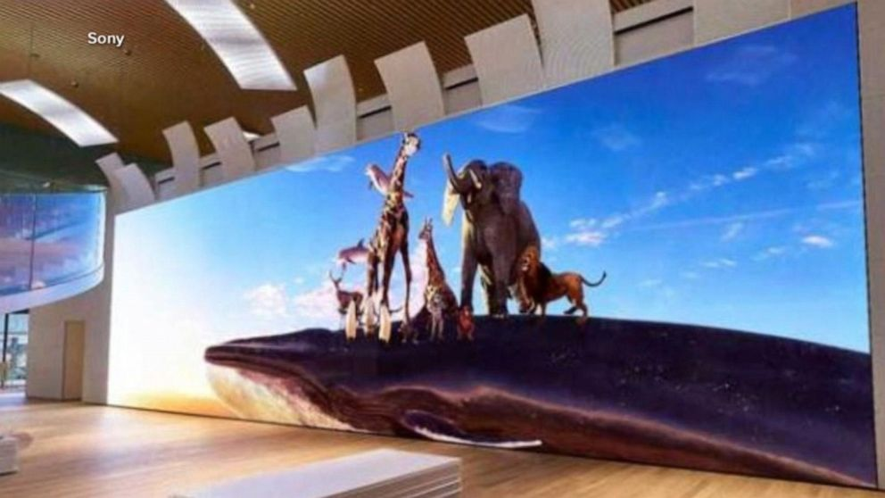 Sony releases giant new TV with a massive price tag