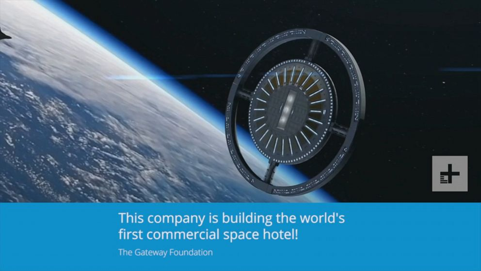 First commercial space hotel expected to open by 2025