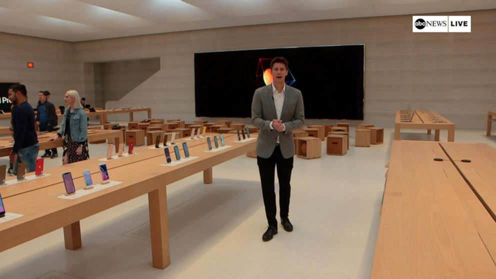 Looking at Apple's newest releases