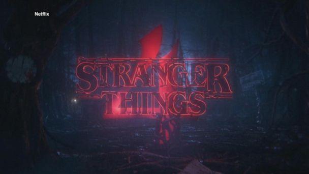 'Stranger Things' Season 4 is on the way