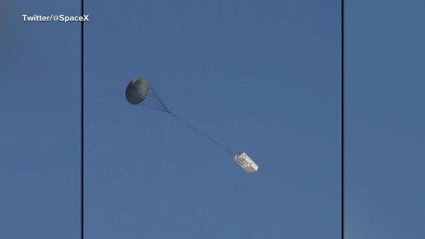 SpaceX hits huge milestone