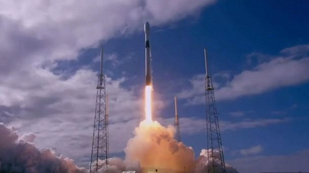 SpaceX launched 60 satellites in mission to bring internet to the world