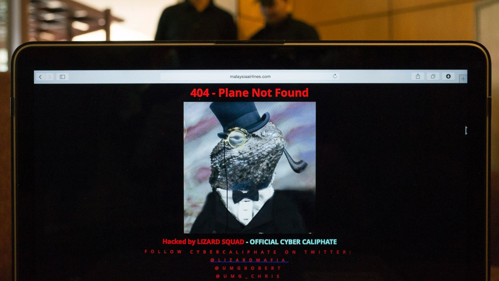 Malaysia Airlines Hit by Lizard Squad Hack Attack - ABC News