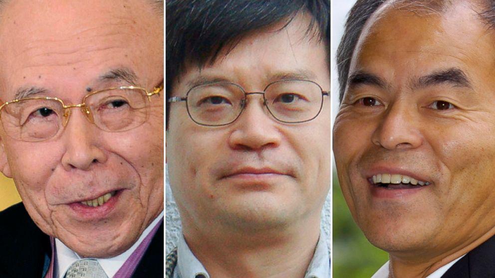 nobel prize winner 2019 physics