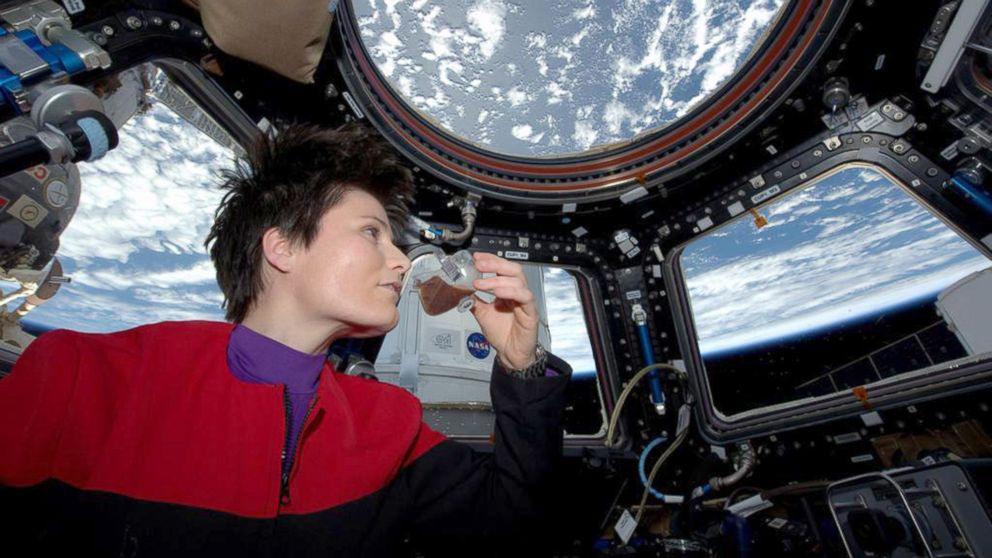 Samantha Cristoforetti: 5 Memorable Moments From the Italian Astronaut's Time in Space - ABC News