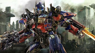 PHOTO: Transformers: Dark of the Moon.