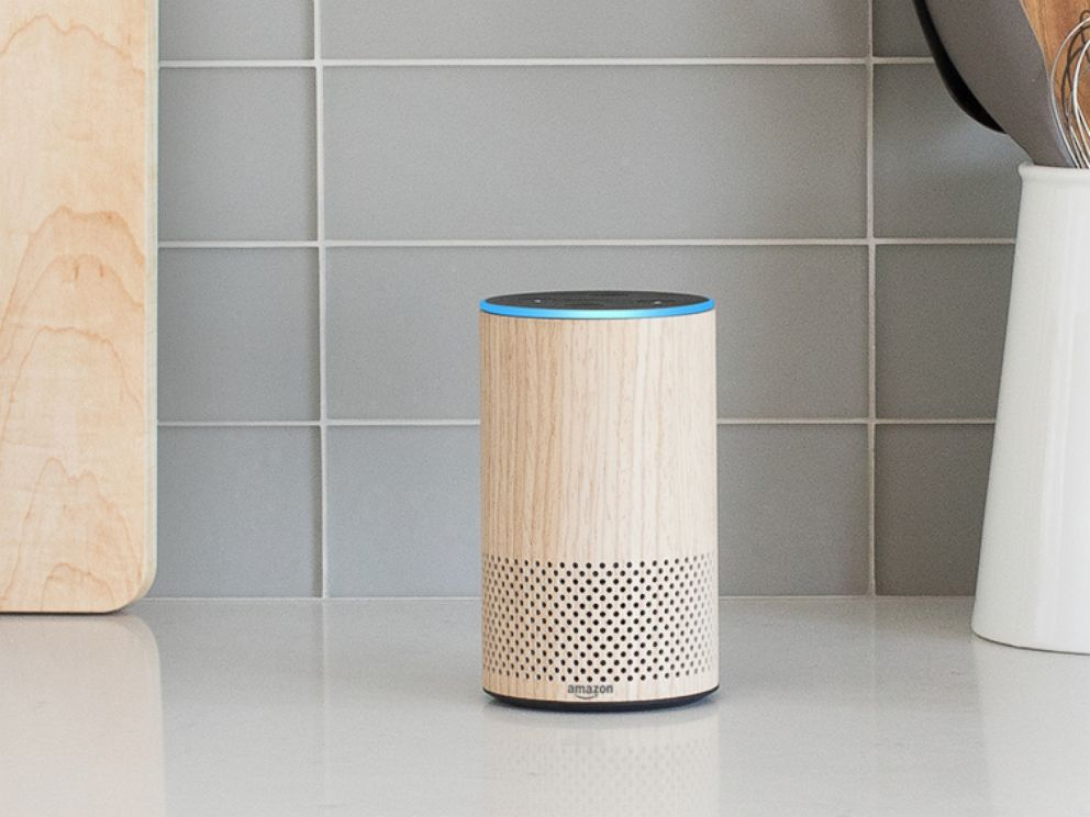 PHOTO: The all-new Amazon Echo.