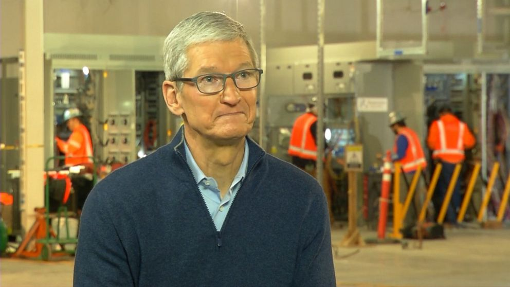U0027We Want To Help America,u0027 Apple CEO Tim Cook Says Of Pay $38 Billion Tax  Repayment Video   ABC News  Tim Cook Resume