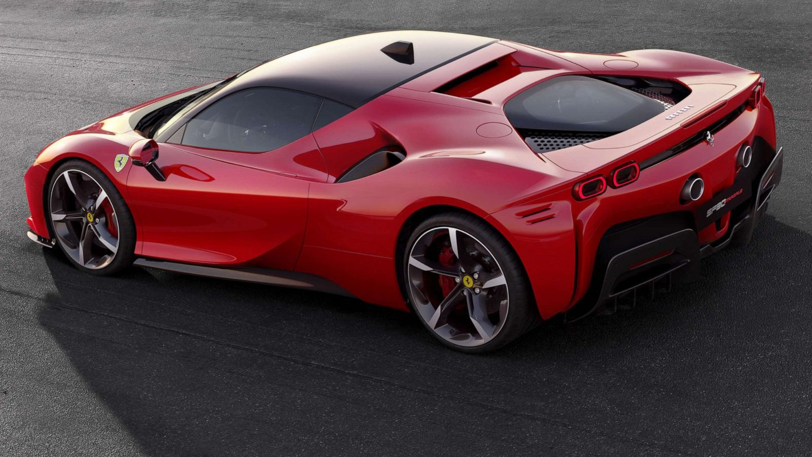 Investing In A Ferrari The Stock May Be Even Hotter Than A Car These Days Abc News
