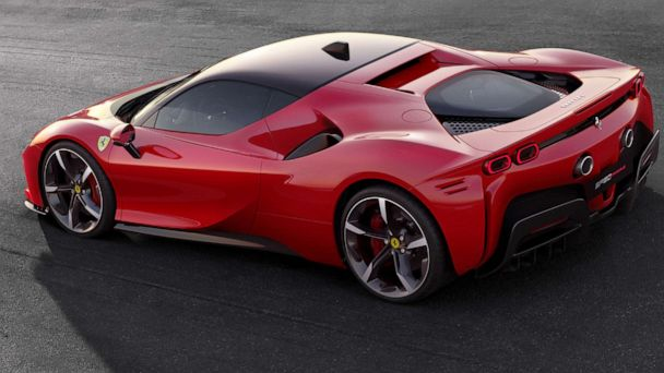 Investing in a Ferrari? The stock may be even hotter than a car these days
