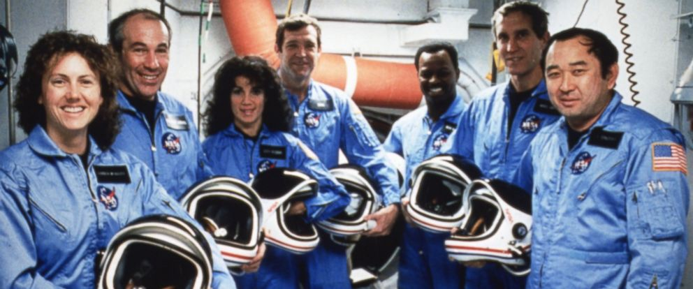 what year did space shuttle challenger explode - photo #31