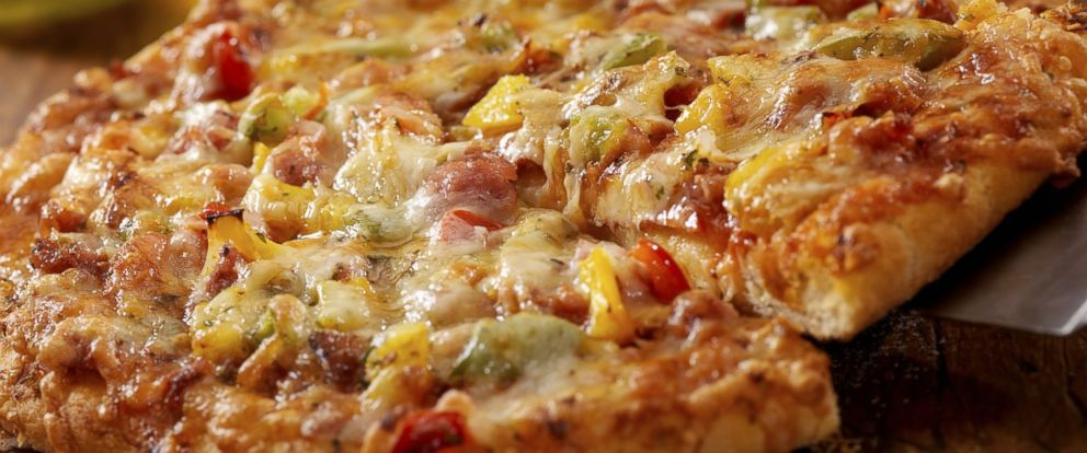 PHOTO:A pizza, similar to the one seen in this undated stock photo, was bought using bitcoins.