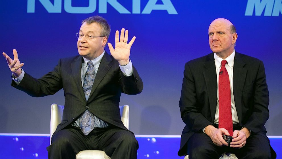 Microsoft Buying Nokia's Devices and Phone Business for $7 ...