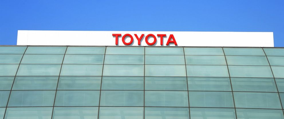 PHOTO: Toyota is investing $1 billion in artificial intelligence.