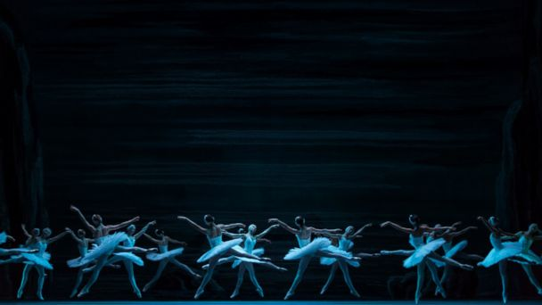 PHOTO: In this file photo, dancers of the Bolshoi Ballet perform at the Royal Opera House on Jul. 29, 2013 in London.