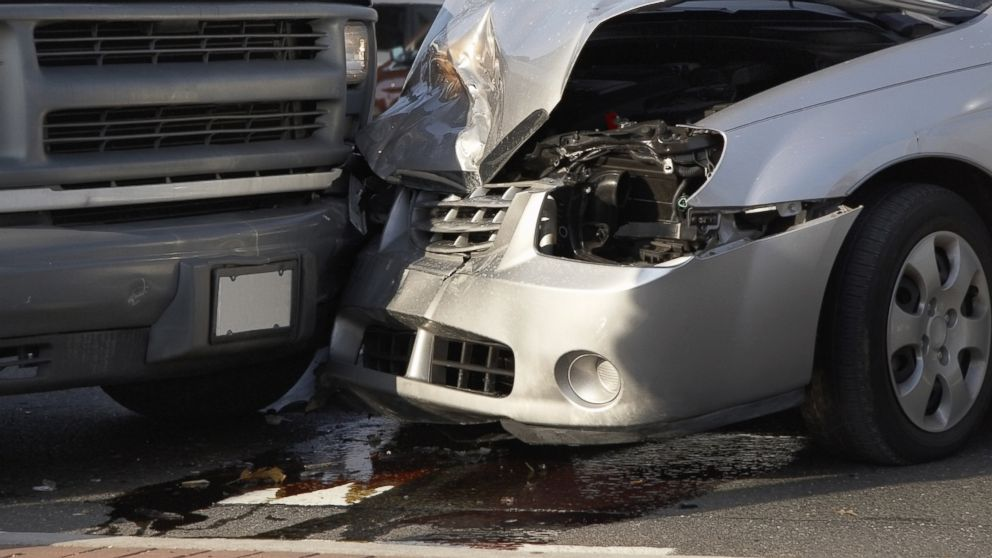 The National Highway Traffic Safety Administration is considering a new technology that would alert drivers of dangers of a crash up ahead.